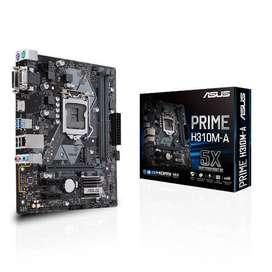 board Asus Prime H310M-A