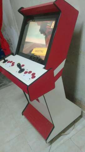 Maquina Arcade Pandora Box 4