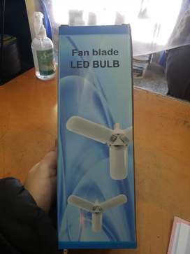 Lampara fan blade led bulb