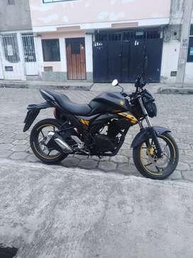 Moto nueva en perfectas condisiones