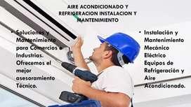 SERVICIO TECNICO Aire Acondicionados y Refrigeracion