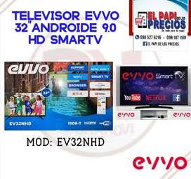 "Televisor Evvo 32"" SMART"
