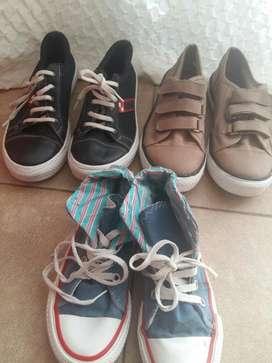 Zapatillas N36 Y N29