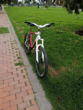 Bicleta escorpión Todoterreno GW T