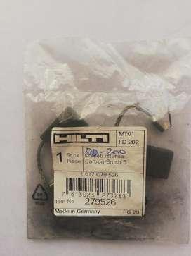 Carbones Hilti, para Dd 200  Dd 250
