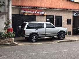 Camioneta Dissel 4x4 con turbo