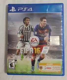 Vendo FIFA 16 Original