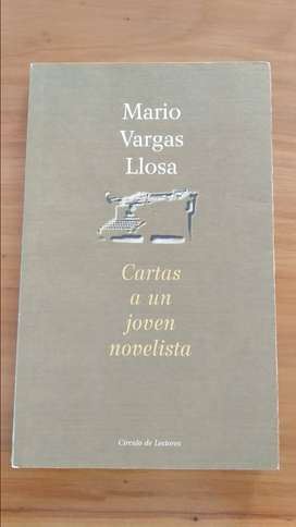 Libro Cartas a un joven novelista - Vargas Llosa