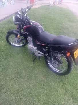 vendo moto yamaha libero 125