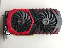 Remato Radeon Rx 480 De 8gb Msi Gaming X 8g