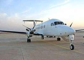 traslados aéreos, tanto de pasajeros, carga