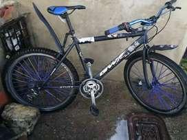 Vendo bicicleta todoterreno//negociable