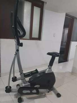 maquina para hacer ejercicio Eliptica