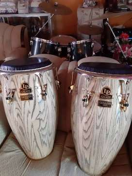 CONGAS LP GALAXY Y TIMBALES LP KARL PERAZZO 2018