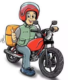 Servicio Mensajero Motorizado
