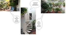 TAMINACA1 Apartamento dúplex se arrienda con SERVICIOS INCLUÍDOS de energía, acueducto, gas,  TV  e internet (WIFI ) .