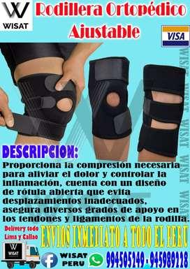 Rodillera Ortopédico Ajustable