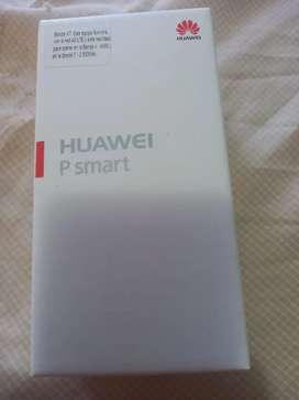 Se vende celular Huawei p smart 2019