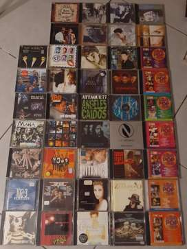 Lote de 36 CD originales