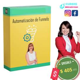 AUTOMATIZACION Y FUNNELS VILMA NUÑEZ