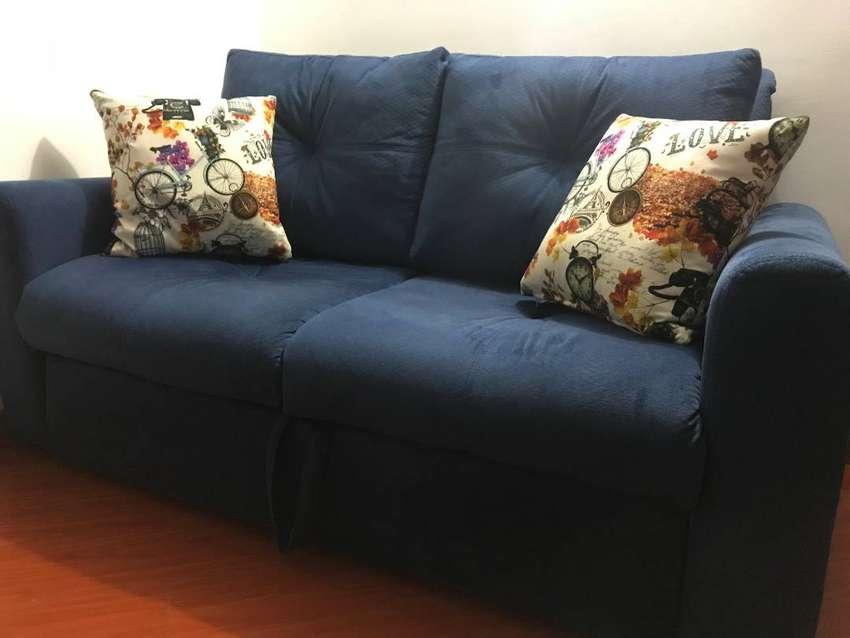Sofa Cama de Herraje 0
