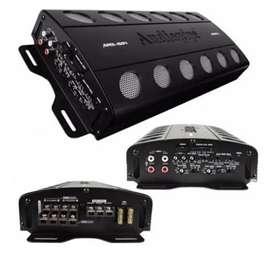 Se vende amplificador planta Audiopipe Apcl-1504 1500 watts
