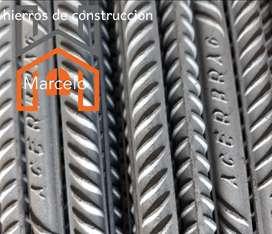 HIERROS DE CONSTRUCCIÓN