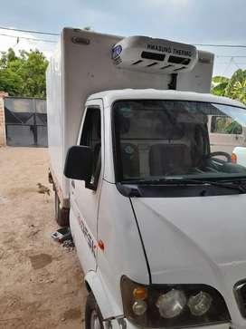 vendo DFSK 1300 tipo furgon con Refrigeración  modelo 2015