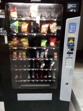 Vendo O Cambio Maquinas Vending Machine.
