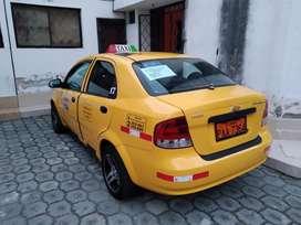 Venta de Taxi con puesto