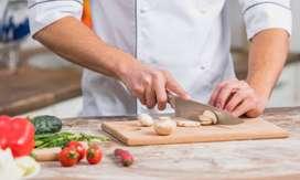 Cocinero y/o Ayudante de Cocina