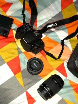 Camara Canon T6 i
