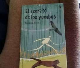 """Libro de lectura Editorial Santillana (NUEVO) """"El Secreto De Los Yumbos"""""""