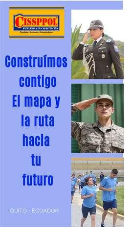 CURSO DE PREPARACION PARA POSTULANTES A POLICÍAS, MILITARES ETC.