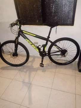 Jackal bike