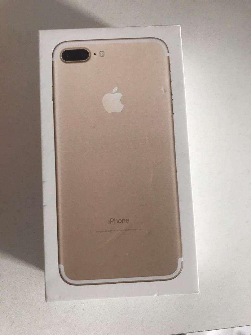 Iphone 7 plus 128 gb 0