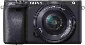 Camara Sony a6400(solo cuerpo)