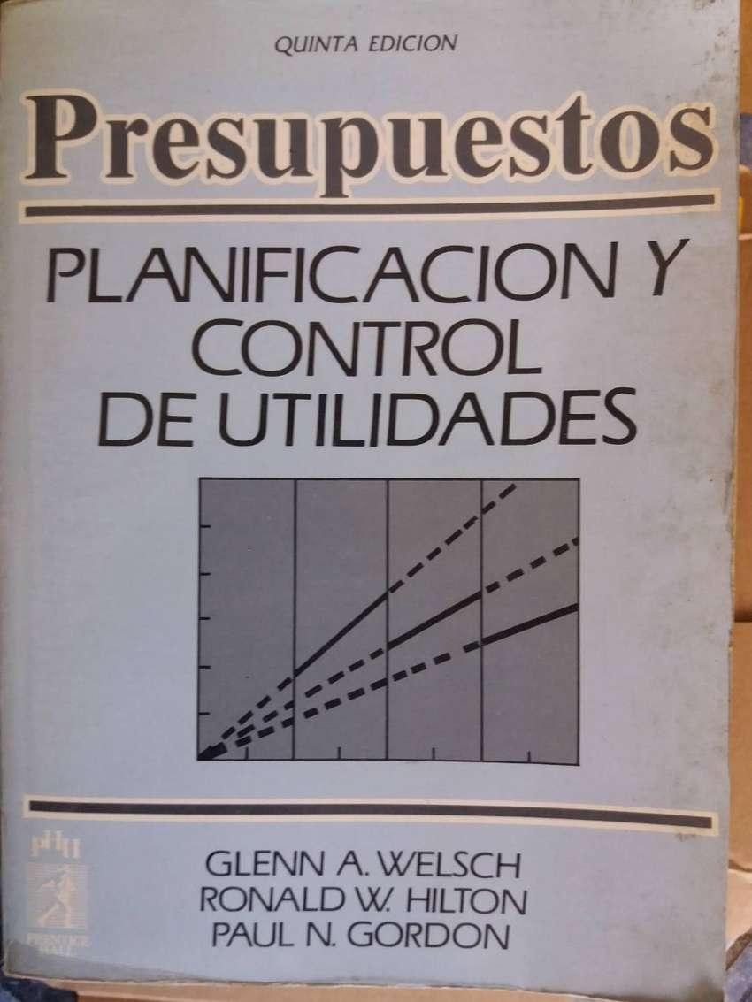 PRESUPUESTOS- Planificación y control de utilidades.