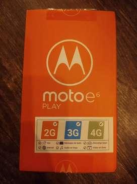 Moto e6 play, 32 Gb