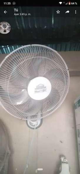 Ventilador Home element 6 aspas