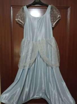 Disfraz de Cenicienta, vestido de Cenicienta