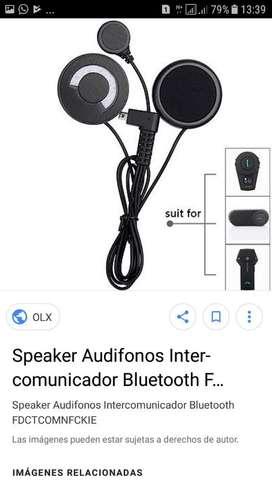 Auricular Audifonos Intercomunicador