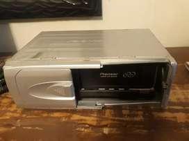 COMPACTERA DE 12 CD PIONEER