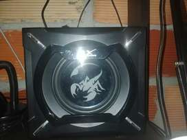Vendo bafles Genius Gaming Scorpion 10/10