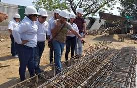 Residente de obra civil (Ingeniero Civil Joven)