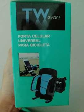 Porta celular para bicicleta