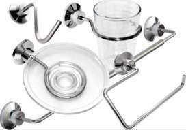 Kit 5 accesorios para baño