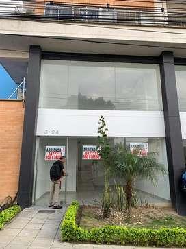 Local comercial de dos pisos excelente espacio y acabados en floridablanca
