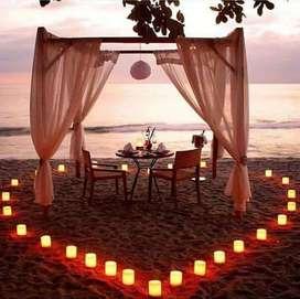 Cena Romantica Amor & Amistad