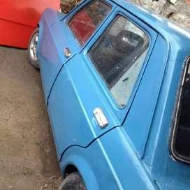 Fiat 128 con gnc pero no es del auto vendo o permuto